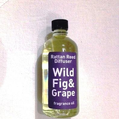 Wild Fig Grape Diffuser Oil, 100ml Special Gianinna