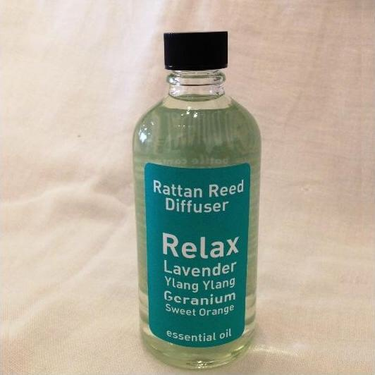 Relax Reed Diffuser Oil, 100ml