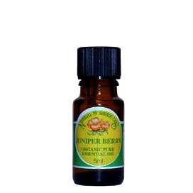 Natural By Nature Organic Juniper Oil 5ml