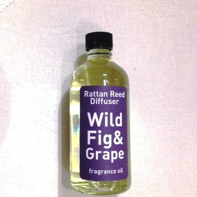 Wild Fig & Grape Reed Diffuser Oil, 100ml