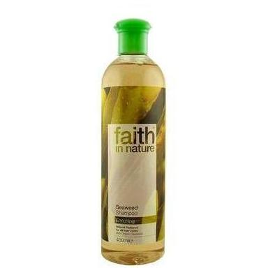 Faith in Nature Seaweed Shampoo 400ml