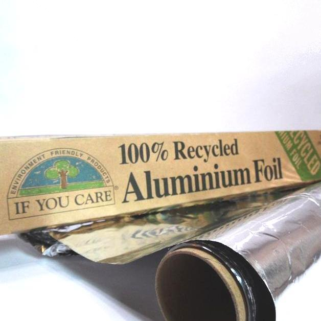 If You Care Aluminium foil - recycled - 10m x 29cm