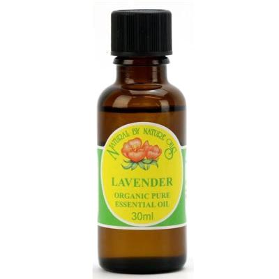 Natural By Nature Organic Lavender Oil 30ml